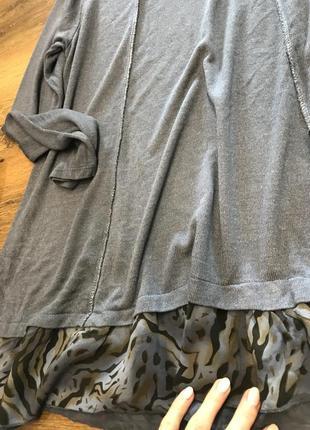 Шикарная блуза италия3 фото