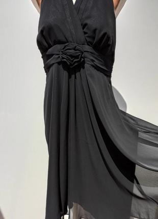 Жіноча сукня  шифонова плаття розмір 42 (е-96)