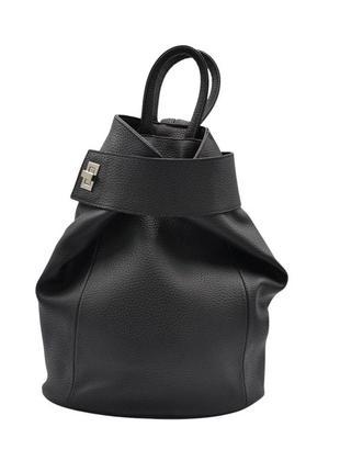 Рюкзак жіночий чорний