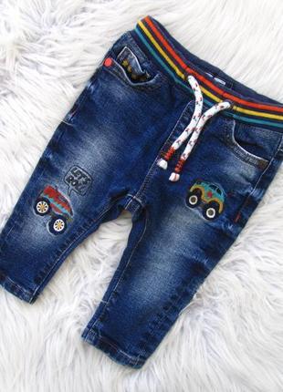 Джинсы штаны брюки next