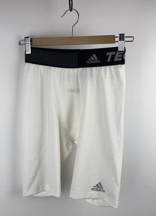 Термо шорты adidas techfit compression, оригинал!