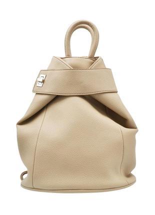 Рюкзак жіночий бізон