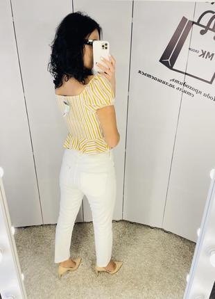 Блуза на гудзички нова з біркою бренд primark 40/12 ціна 🔥🔥🔥160грн7 фото
