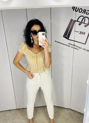 Блуза на гудзички нова з біркою бренд primark 40/12 ціна 🔥🔥🔥160грн4 фото