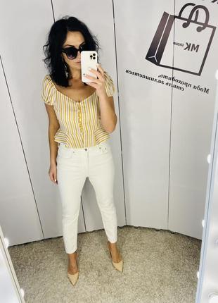 Блуза на гудзички нова з біркою бренд primark 40/12 ціна 🔥🔥🔥160грн6 фото