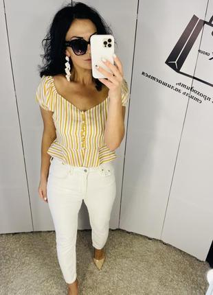 Блуза на гудзички нова з біркою бренд primark 40/12 ціна 🔥🔥🔥160грн5 фото