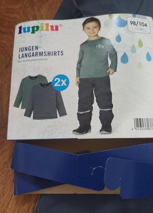 Термореглан для мальчика2 фото