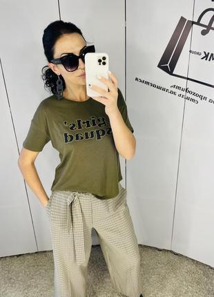 Легенька якісна футболочка бренд colin's розмір с/хс оверсайз ціна 139 грн