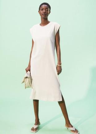 Платье-футболка/ трикотажное платье