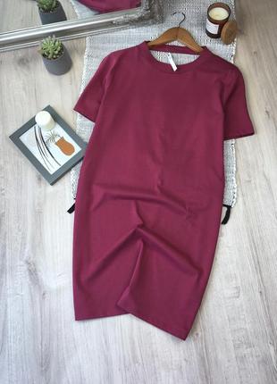 Сукня футболка від asos