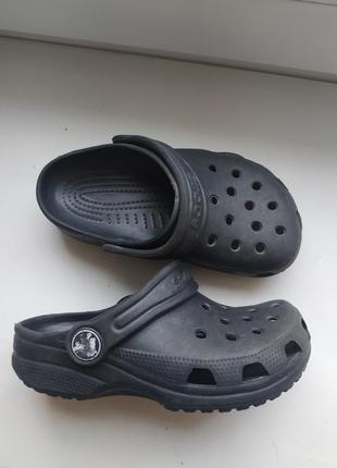Кроксы  crocs c8 9