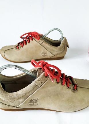 Спортивные туфли timberland. оригинал. натуральная кожа.