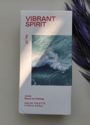 Zara vibrant spirit