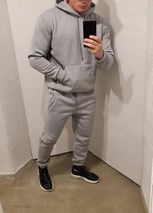 Теплый спортивный костюм