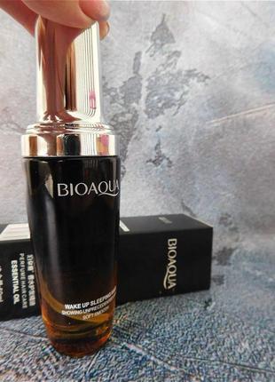 Сыворотка для поврежденных волос bioaqua