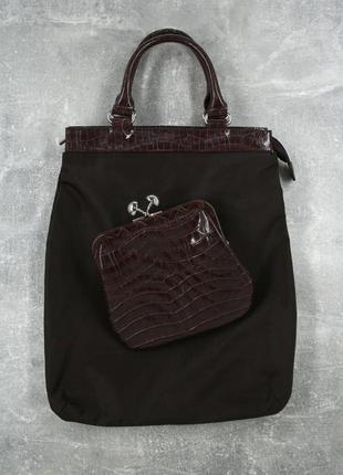 """Оригинальная стильная сумка """"monnari""""."""