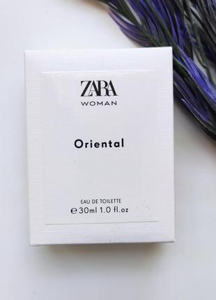 Zara oriental парфуми іспанія оригінал