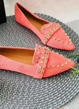 🔥лоферы туфли балетки🔥