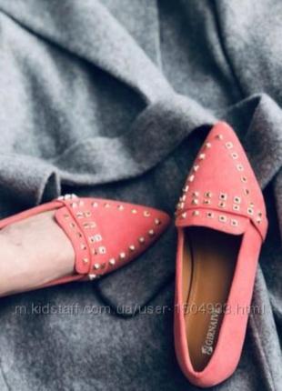 🔥лоферы туфли балетки🔥2 фото