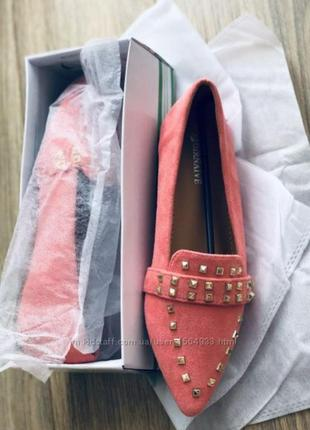 🔥лоферы туфли балетки🔥3 фото