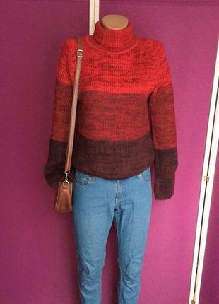 Вязана кофта вязаний светр