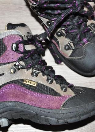 17,5 см. термо мембрана. зимние ботинки