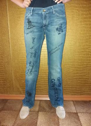 Дизайнерские джинсы fornarina p.31