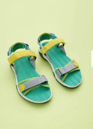 Босоножки/сандалии/тапки для пляжа reserved для мальчика размер 36