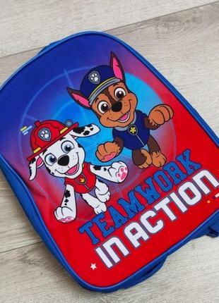 Рюкзак щенячий патруль 🐕