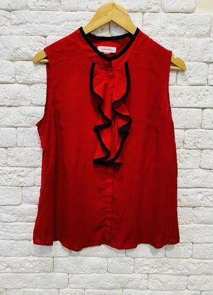 Нарядная блузка calvin klein