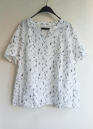 Блуза/ футболка /хлопок