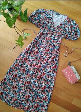 Красивейшее платье миди primark