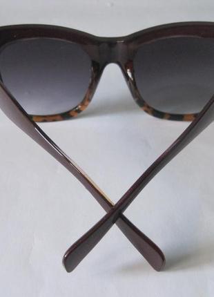 3 стильные модные солнцезащитные очки3 фото