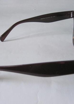 3 стильные модные солнцезащитные очки5 фото