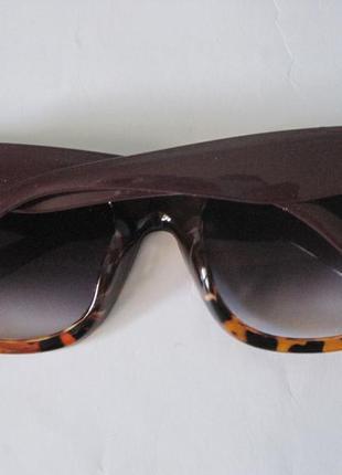 3 стильные модные солнцезащитные очки6 фото