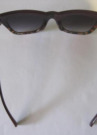 3 стильные модные солнцезащитные очки8 фото