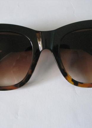 3 стильные модные солнцезащитные очки2 фото