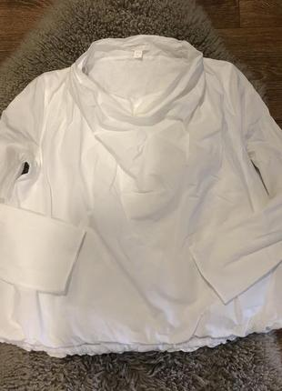 Шикарная блуза кофта cos