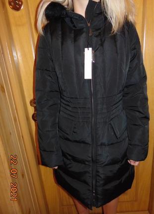 Новая стильная курточка пуховик бренд.zero. м