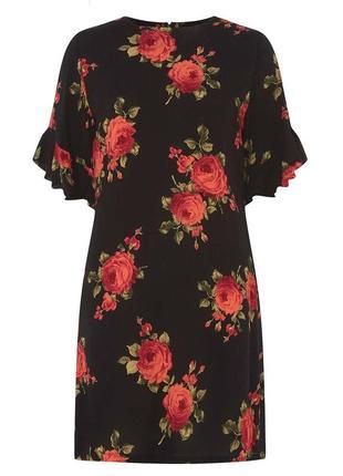 Dorothy perkins нарядное платье р 40(eu 12)