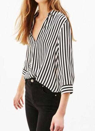 Стильная рубашка блузка