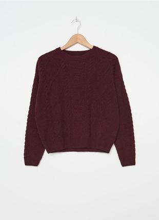 Шенилловый, велюровый свитер