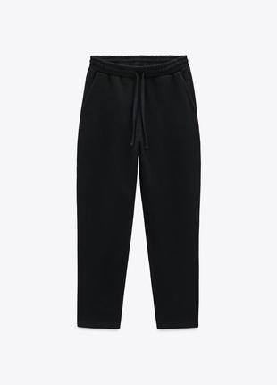Джогеры новые zara штаны черные
