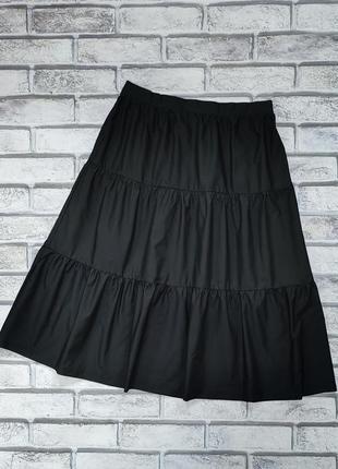 Новая хлопковая юбка