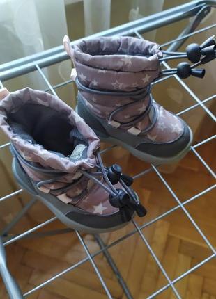 Сапожки, ботинки термо