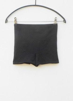 Высокие утягивающие корректирующие трусики шорты  утяжка для живота