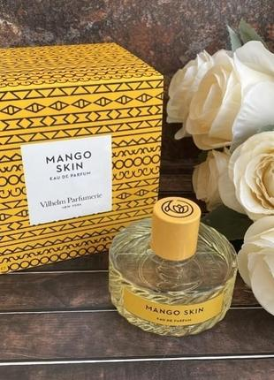 Парфюммрованая вода vilhelm parfumerie mango skin