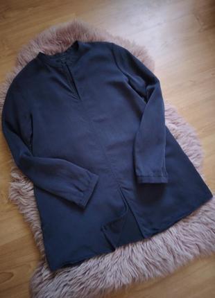 Шикарная блуза рубашка cos
