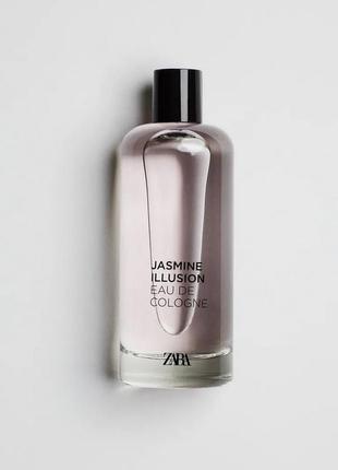 Jasmine illusion от zara, 120 ml, оригинал