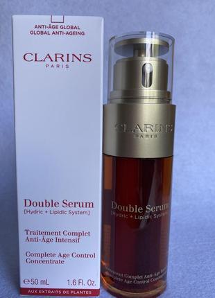 Сыворотка для лица clarins